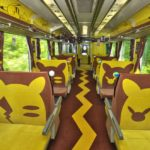 pokemon with you treno a tema pikachu