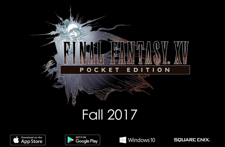 Annunciato Final Fantasy XV Pocket Edition