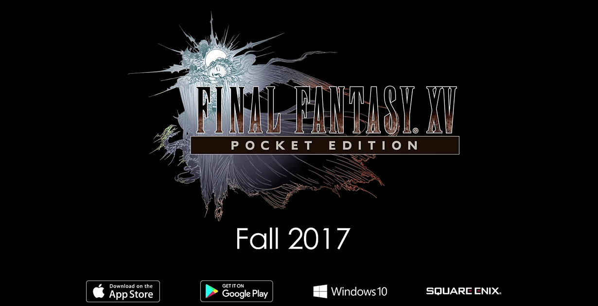 Annunciato Final Fantasy XV Pocket Edition