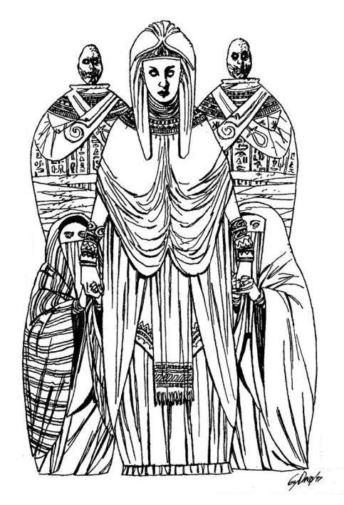 Seguaci di Set - Culto