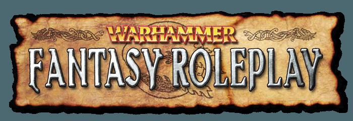warhammer fantasy roleplay il gioco da tavolo