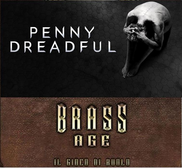 Penny Dreadful Brass Age