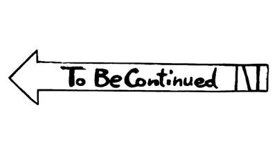 jojo to be continued
