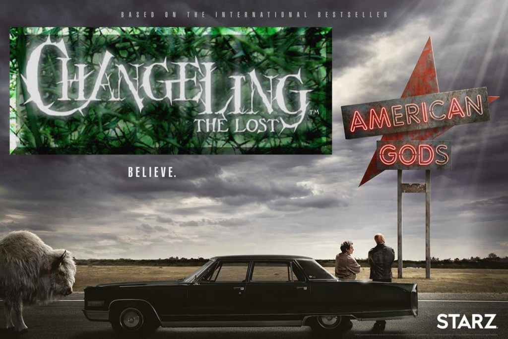 changeling the lost american gods