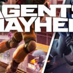 Copertina Agents Of Mayhem