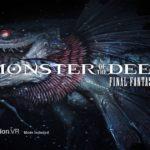 monster of the deep pesca nel mondo di final fantasy XV