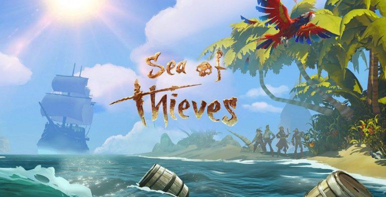 rare sea of thieves divertente