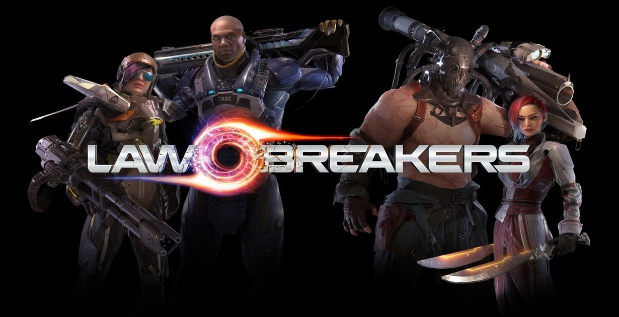 Problemi per la versione PS4 di LawBreakers