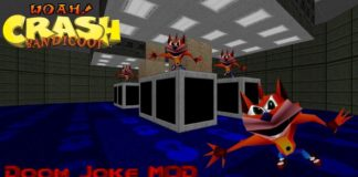 doom tanta follia crash bandicoot mod