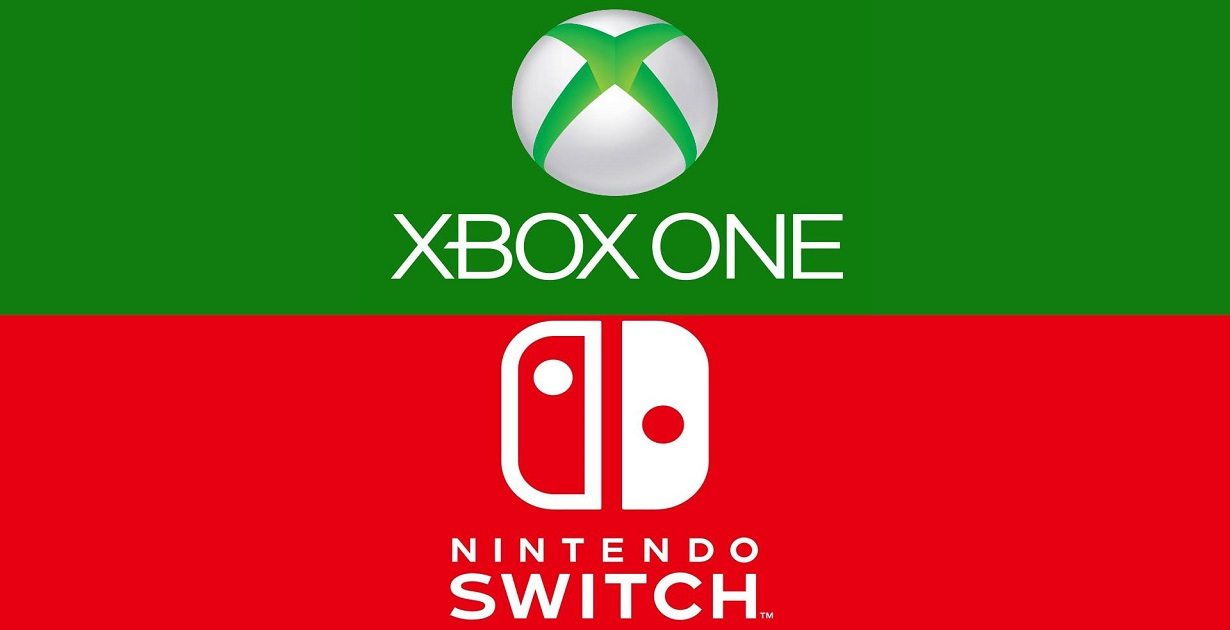nintendo vs microsoft switch esclusive