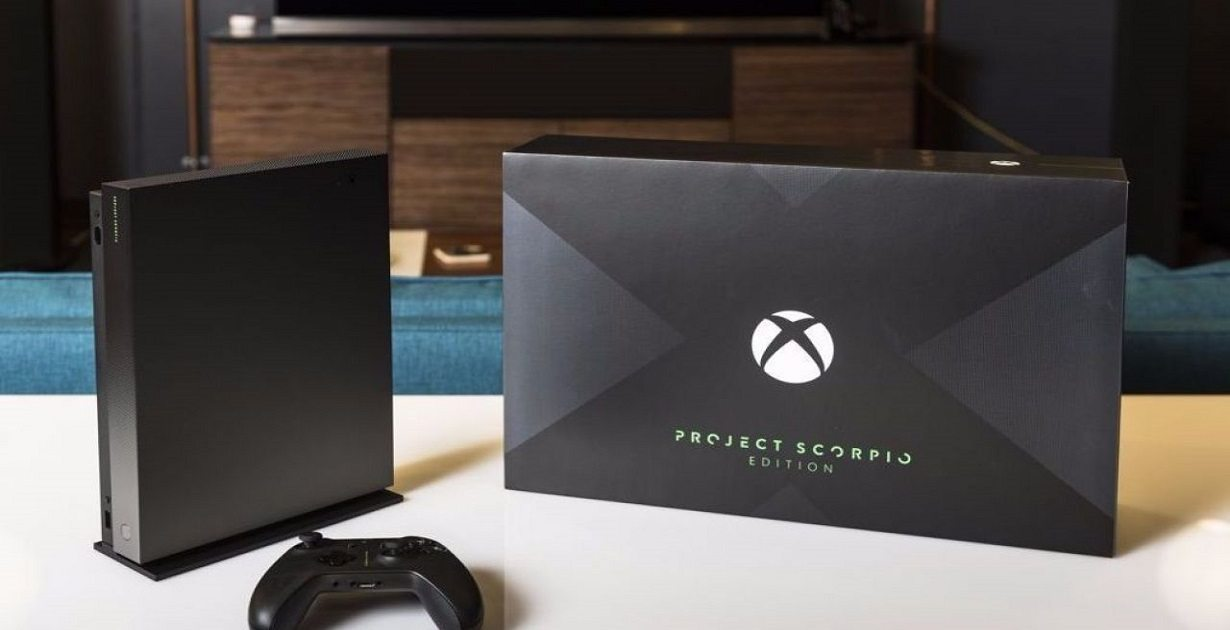 project scorpio edition ecco la versione limitata di xbox one x