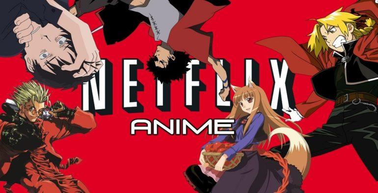 netflix annuncia 12 nuovi anime