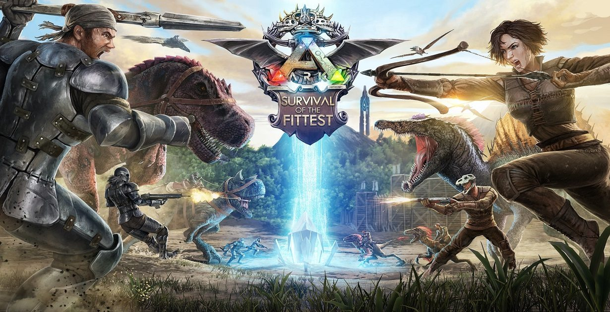 niente cross-play su Playstation 4 per ark survival evolved