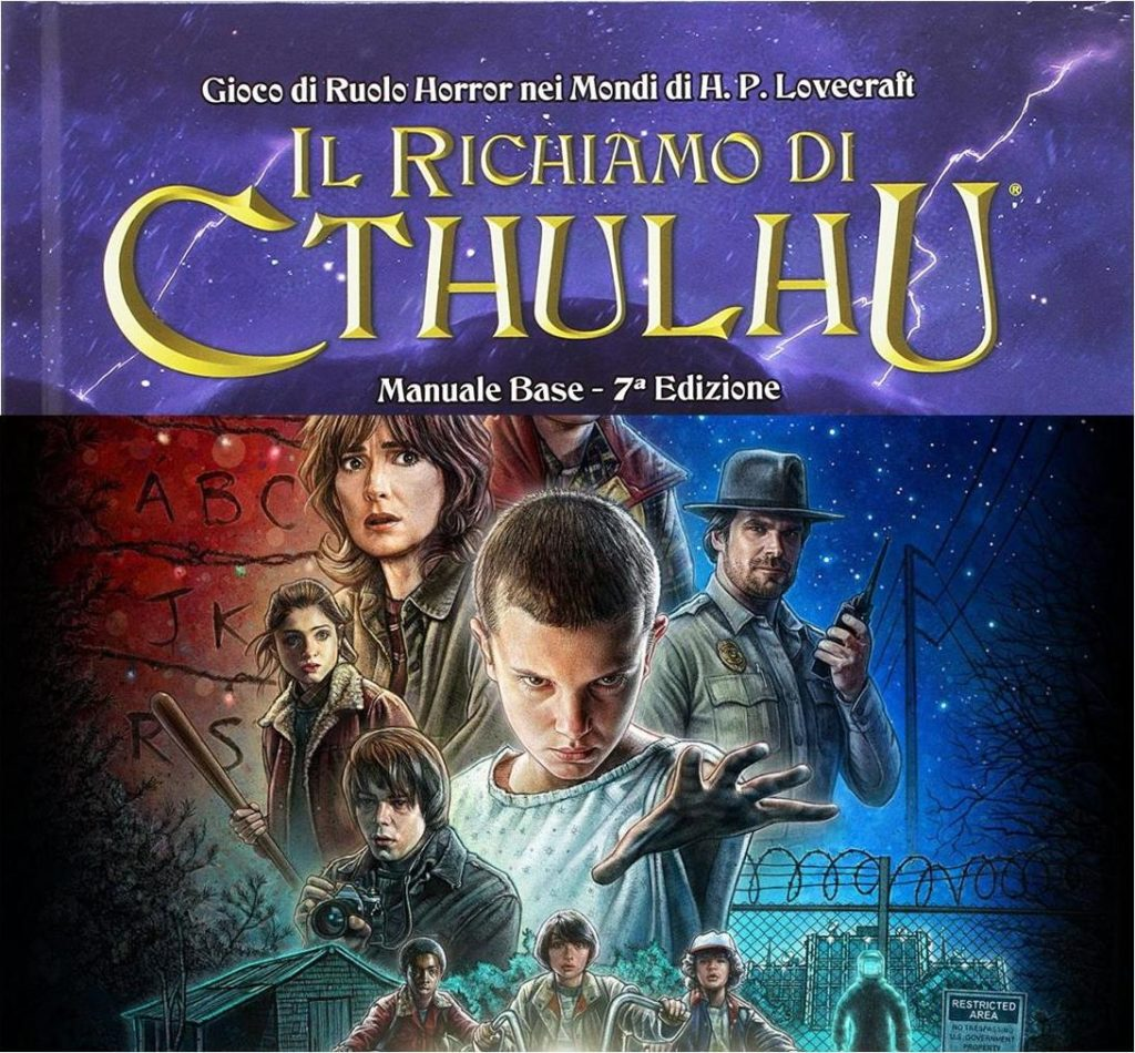 Il Richiamo di Cthulhu Stranger Things
