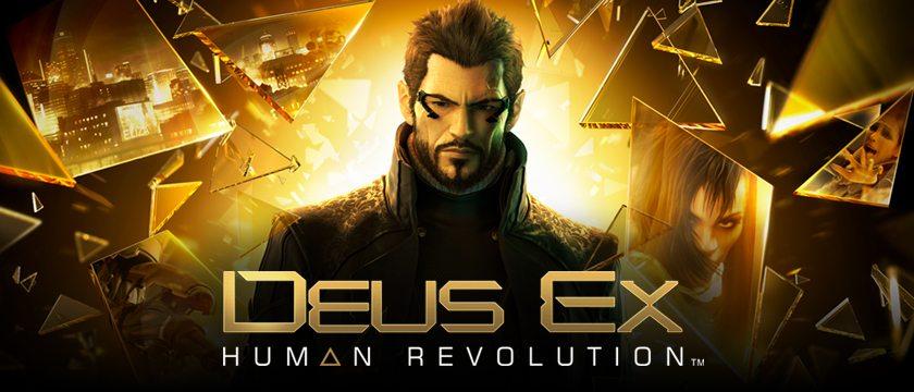 deus ex human videogioco