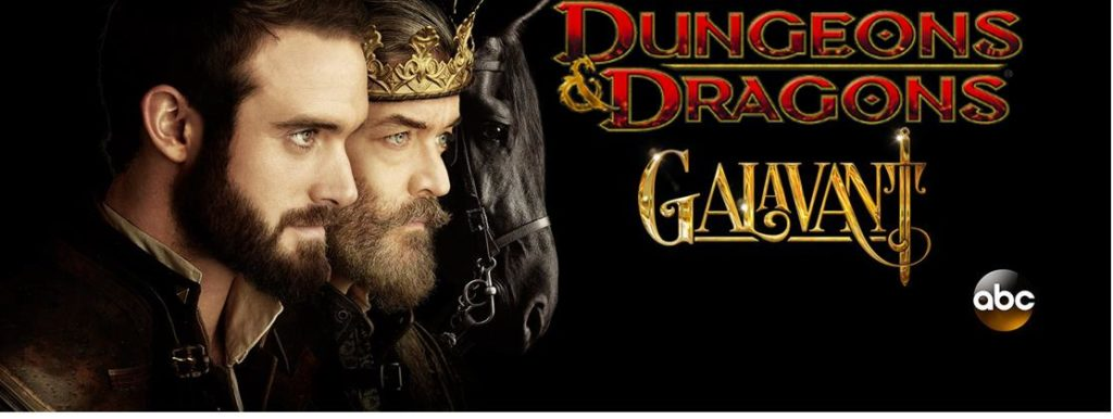 galavant Dungeons and Dragons