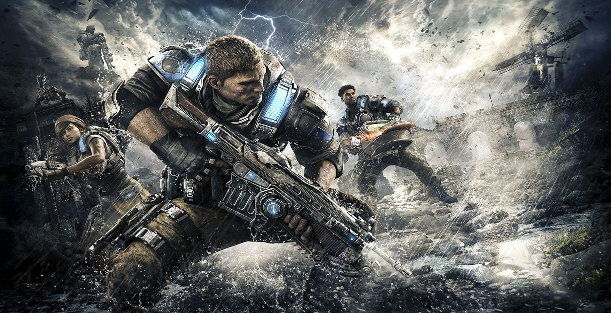 Phil Spencer ha confermato l'esistenza di Gears of War 5