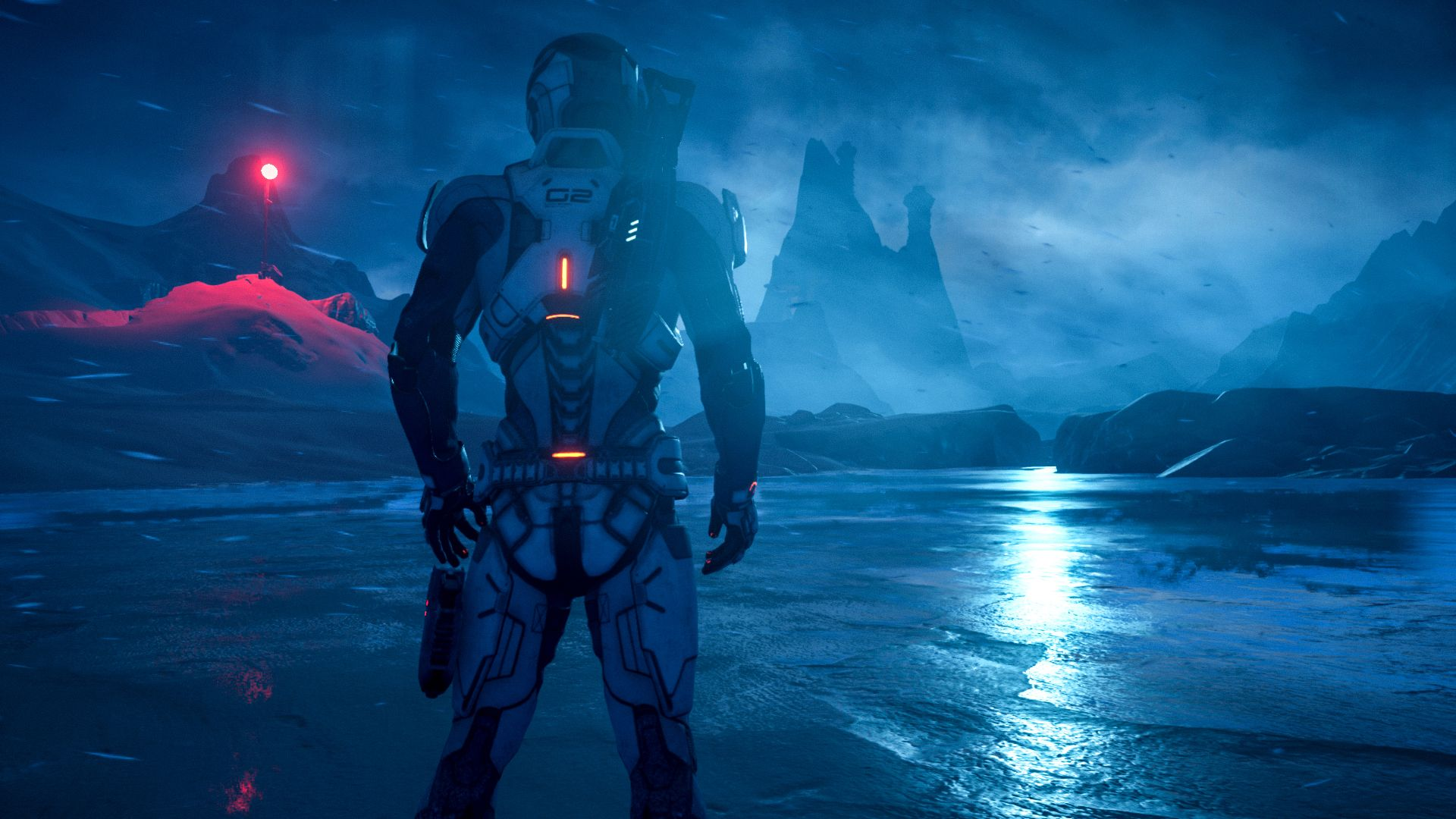 Arrivato al capolinea il single player di Mass Effect: Andromeda