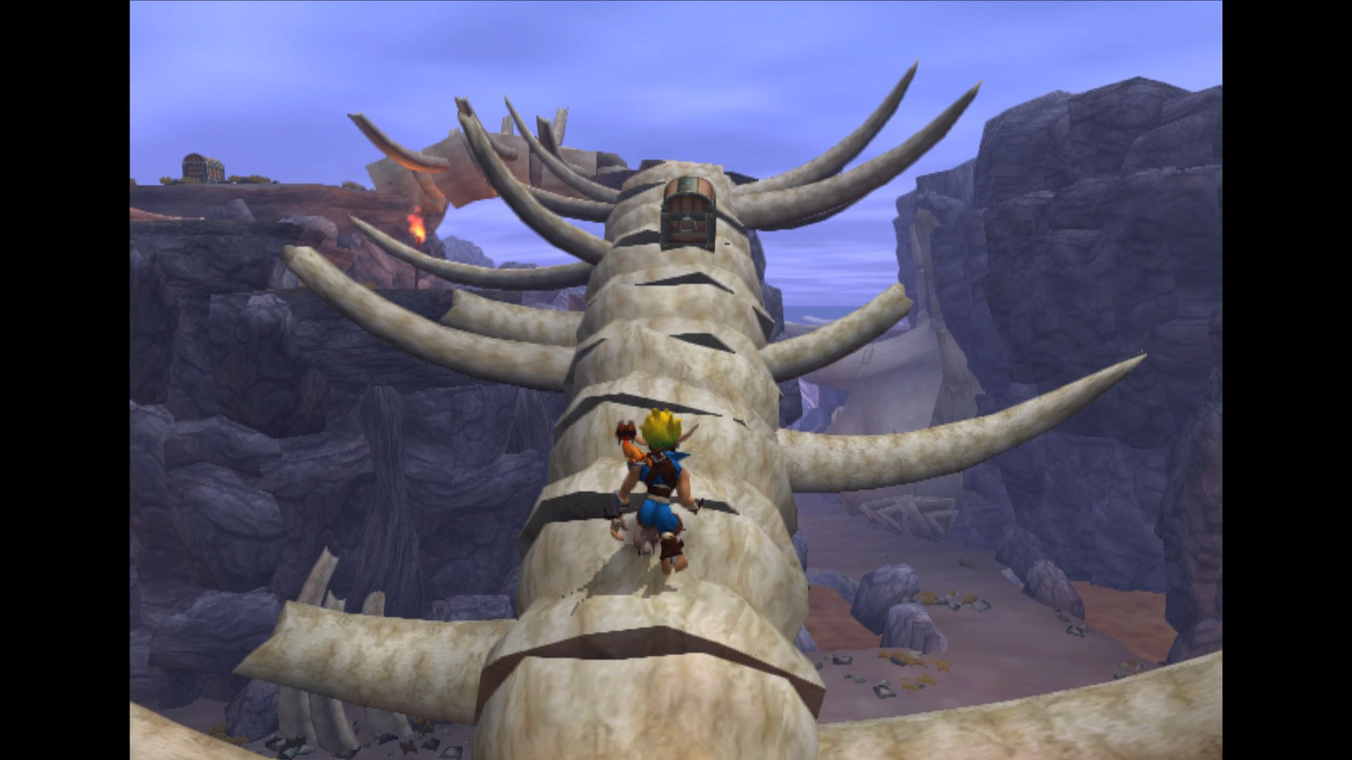 jak and daxter playstation network