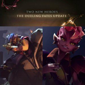 valve rivela due nuovi eroi di dota 2