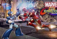 marvel vs. capcom: infinite gameplay