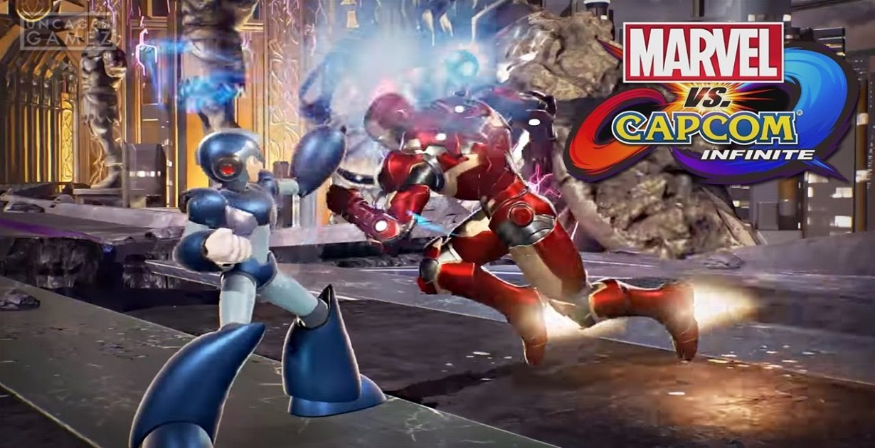 marvel vs. capcom: infinite gameplay