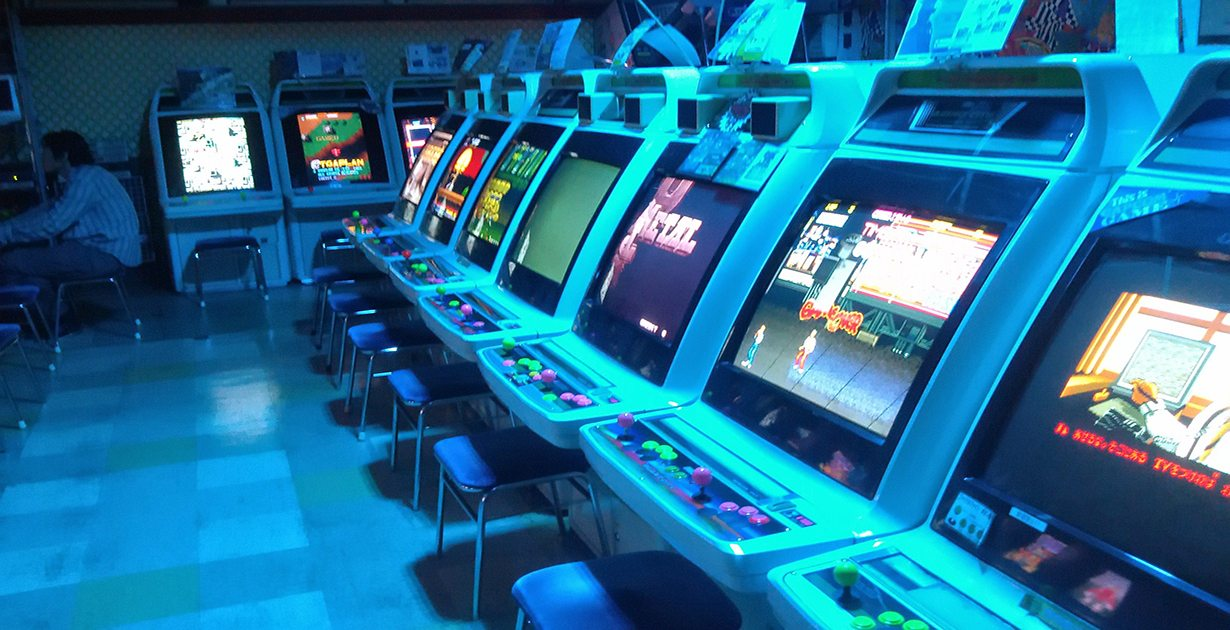 Sposarsi in una sala giochi? In Giappone si può!