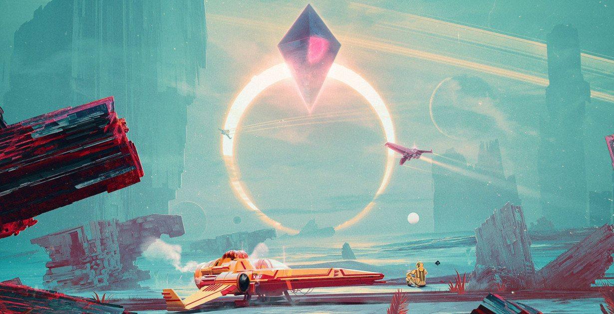 L'aggiornamento 1.3 di No Man's Sky: Atlas Rises sarà rilasciato questa settimana