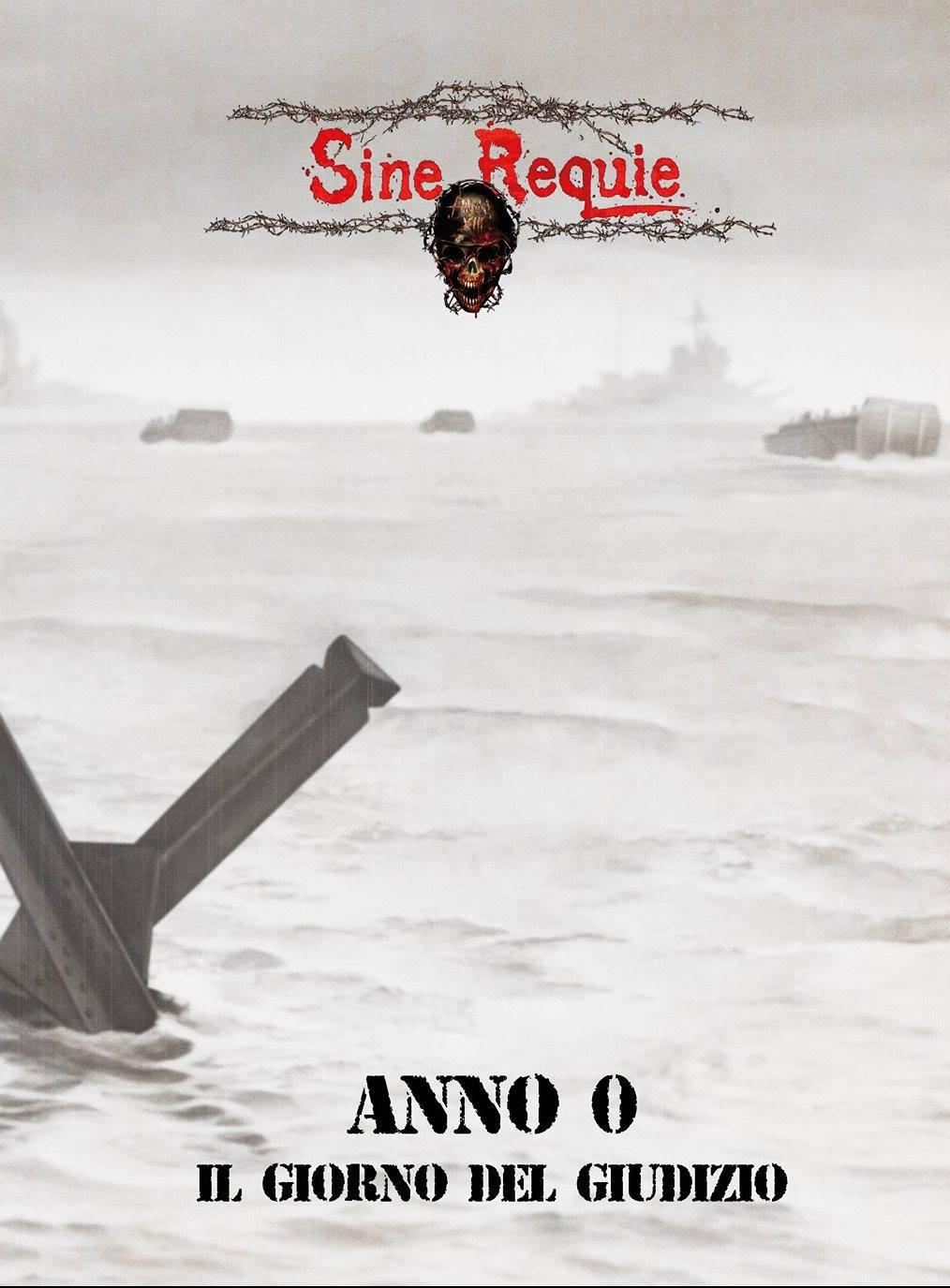 Cover Sine Requie Anno 0
