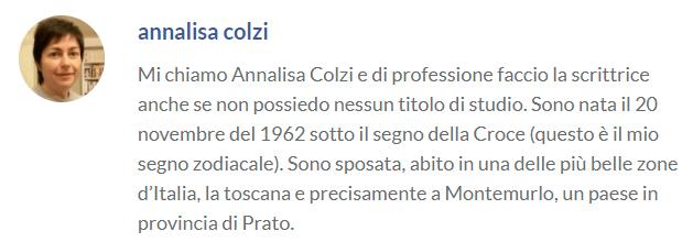 Annalisa Colzi