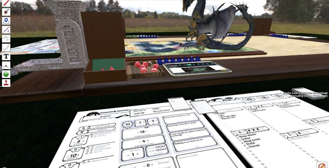 Tabletop Simulator è un potentissimo e versatile strumento che può essere usato anche per giocare di ruolo online. Scopriamo come sfruttarlo al meglio.