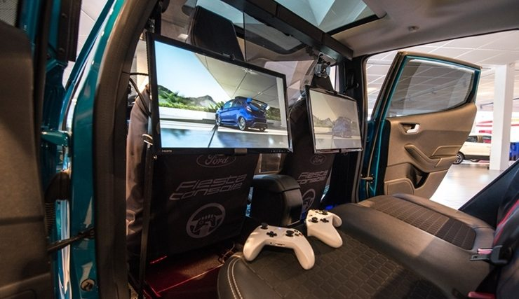 ford experience gaming automobile