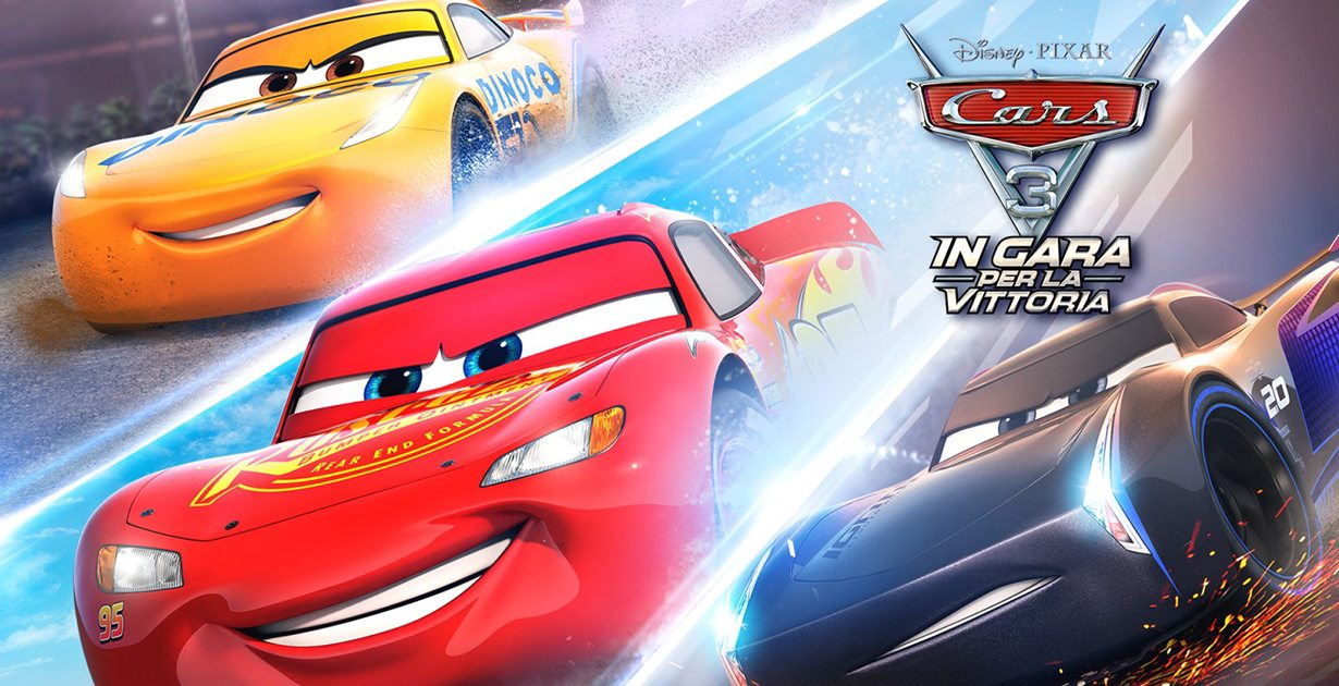 Recensione: Cars 3 - In gara per la vittoria