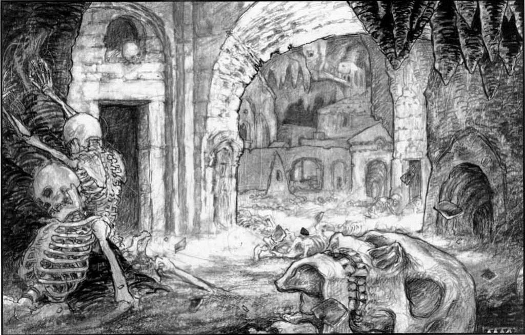 Vampiri Cappadocii - Kaymakli