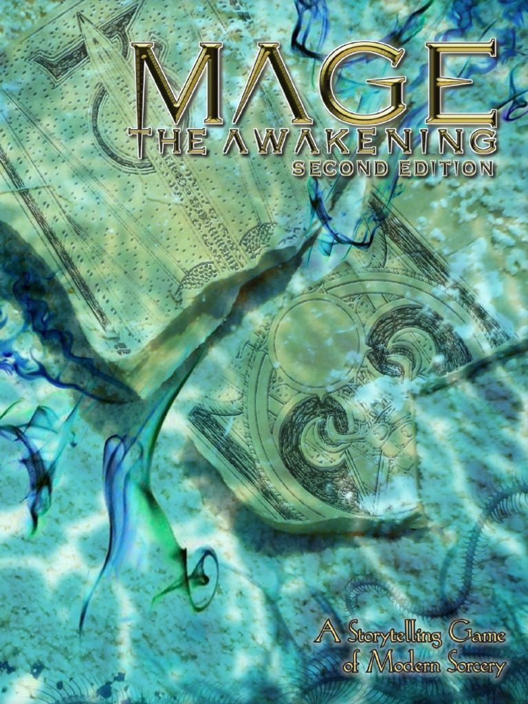 Mage: the Awakening Corebook Manuale giocatore
