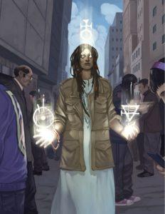 Mage: the Awakening potere Vista Magica