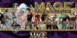 Mage the awakening meccaniche di gioco