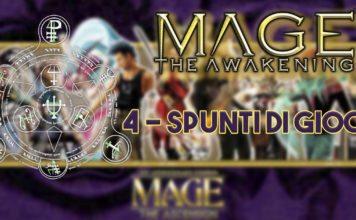 Mage the awakening spunti di gioco