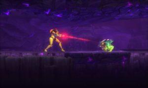 Metroid Samus Returns - combattimento