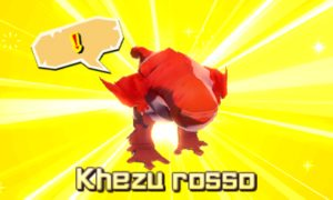 Monster Hunter Stories Khezu Rosso