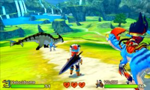 Monster Hunter Stories Open World