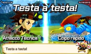 Monster Hunter Stories Testa a Testa