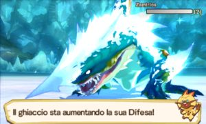 Monster Hunter Stories Zamtrios Abilità