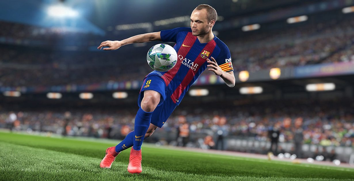 PES World Tour 2018