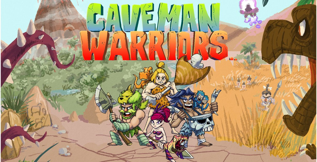 Caveman Warriors recensione