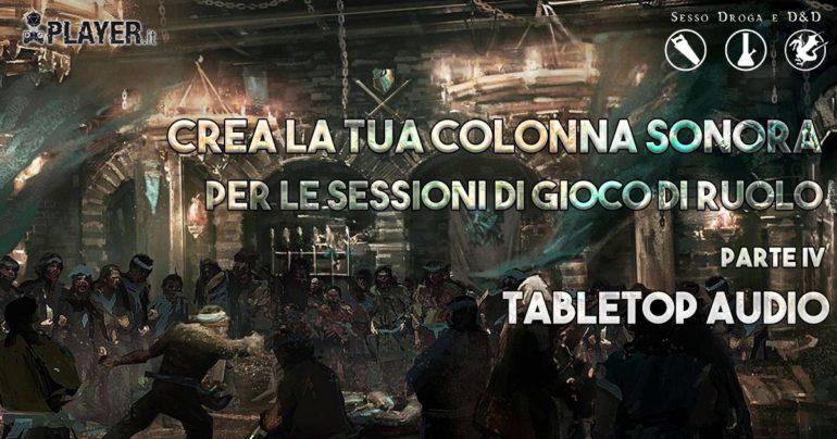 colonan sonora 4 tabletop audio