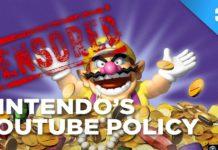 nintendo creators program youtube