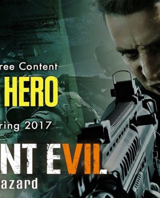 resident evil 7 trailer dlc not a hero