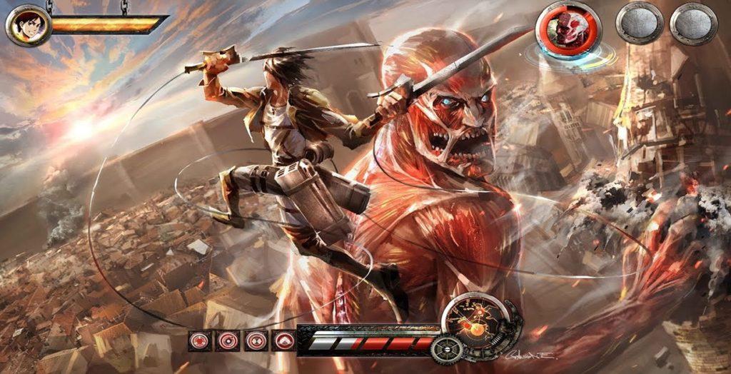 attack on titan 2 lancio xbox one