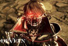 code vein gameplay footage 17 minuti